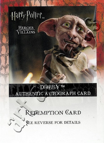 Dobby-Auto-Redemption
