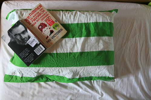 Lezen in bed