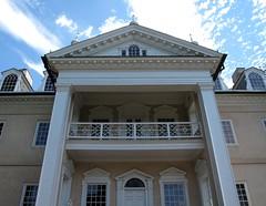 Hampton NHS (karma (Karen)) Tags: houses windows doors maryland nhs balconies towson baltimoreco hamptonmansion
