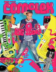 T.I & BOB COMPLEX MAGAZINE AUGUST/SEPTEMBER COVERS