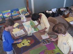 Art Camp Pastels