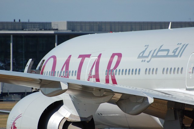 Qatar Airways Boeing 777-300ER A7-BAE