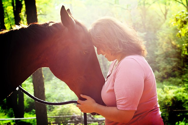 """ To understand the soul of a horse is the closest we humans can come to knowing perfection. """