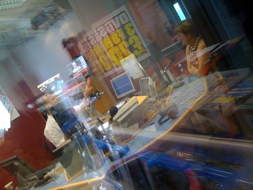 Veronica Henry BBC studios Brighton
