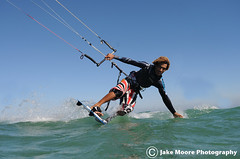 Toe Side (Jake Moore Sports Photographer) Tags: camera spain nikon toe jake side kitesurfing moore slingshot waterproof tarifa rpm darko neral waterproofcamera toeside mickeal jakemoore d300s mickealneral