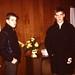 Brian McCabe and Chris Vaughn