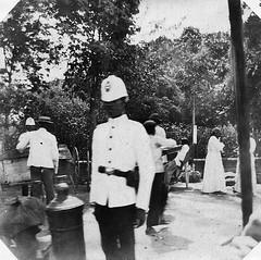 Policeman, Kingston, Jamaica, 1905 (The Caribbean Photo Archive) Tags: police kingston jamaica cop caribbean 1905