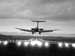 VC10 landing rwy24 SUMU (miguel benchín MONTEVIDEO) Tags: miguel uruguay flickr montevideo benchin benchín miguelbenchín