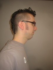 Mohawk & Soulpatch for Charity