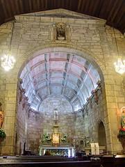 Main altar - Igreja Mat