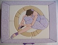 Patchwork embutido (Lou Ortellado) Tags: cartonmousse patchworkembutido patchworkincruste