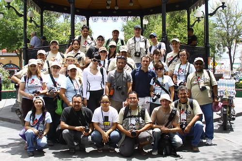 Photowalkers Ciudad Juarez 2010