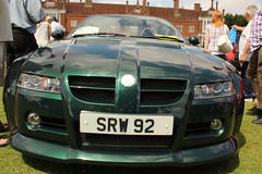 2003 MG XPower SV V8 (Trigger's Retro Road Tests!) Tags: 2003 show classic cars sports car festival hall suffolk july mg classics custom v8 sv 2010 xpower helmingham