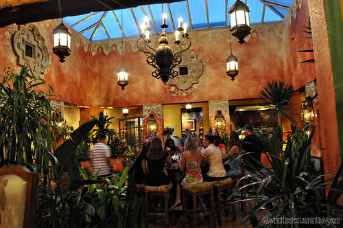 Indoor Courtyard @ Fonda San Miguel ~ Austin, TX