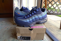 Nike Air Max 95 SI 'Meteor Blue' JD Sports Exclusive ('10). (gooey_wooey) Tags: stash running sneakers trainers nike retro kicks 95 airmax jdsports