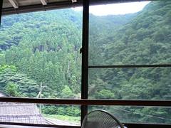 真賀温泉からの風景 #1