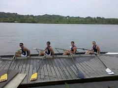 Barker/Barker/Seymour/Biddle, Undine Senior 4x