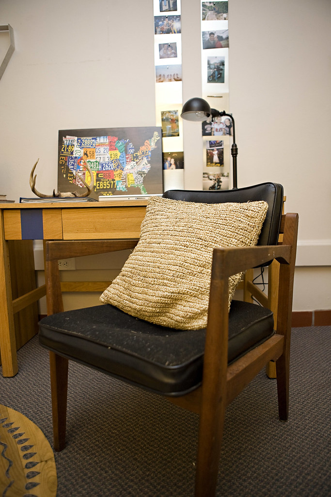 GUY'S DORM ROOM BEFORE AND AFTER   Kara Paslay Design