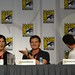 Ian Somerhalder, Kevin Williamson & Michael Trevino
