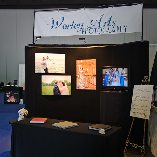 Day 296- Bridal Show Booth