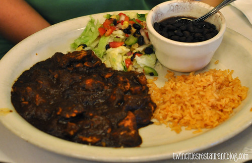 Chicken Mole @ Casa Chapala ~ Austin, TX