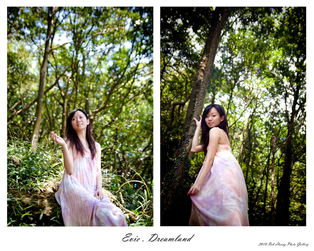 Evie ‧ Dreamland 夢の地