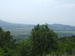 A Szent György-hegy csúcsán