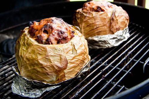 BBQ Cabbage x 2