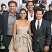 "Will Ferrell, Eva Mendes, Mark Wahlberg, Director Adam McKay, ""The Other Guys"" Film Premiere, New York"