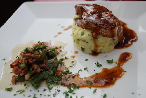 Lunch in Arlon