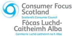Consumer Focus Scotland logo