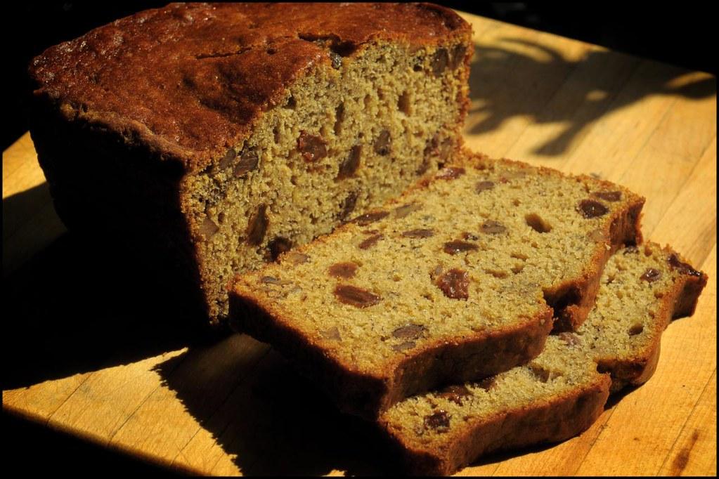 Cardamom Banana Bread for Tea Time