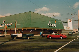 Clover and Toys R Us Cottman and Castor Avenue