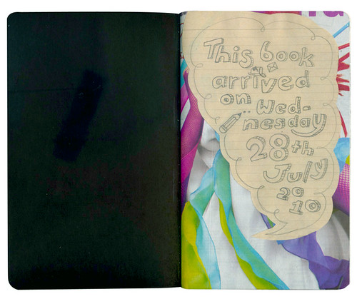 The Sketchbook project01