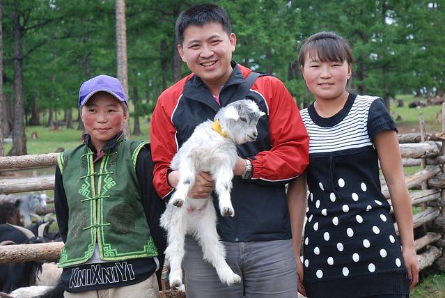 Tour in Khovsgol Lake 庫蘇古勒湖區 Day 1