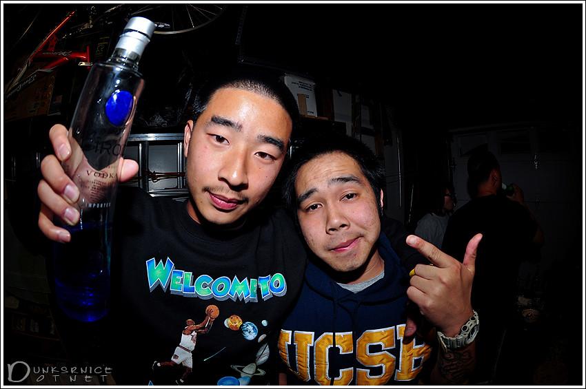 Eric & Chris.