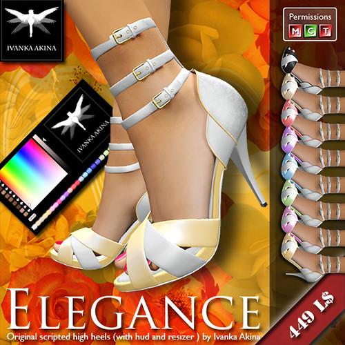 *IA*Elegance High Heels