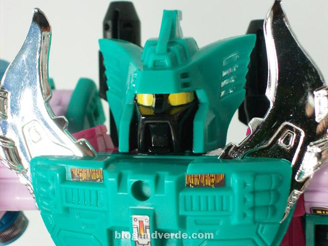 Transformers Seacons G1 Reissue  - modo Piranacon