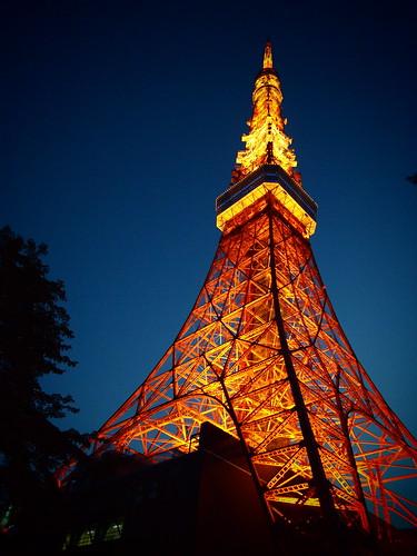 Tokyo 2010 - 芝公園 - 東京タワー(15)