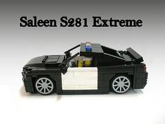 Saleen S281 Extreme police