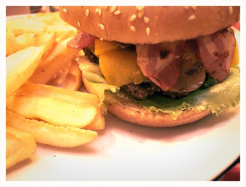 Burger chez Schwartz