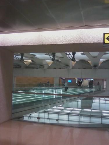 New Dulles Terminal