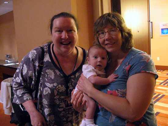 Amy with Alyce & KFP