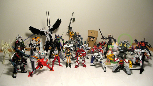 Revoltech Collection