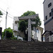Surviving torii gate - Nagasaki