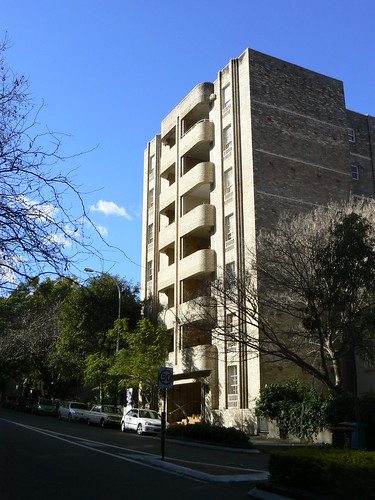 The Wroxton, Elizabeth Bay