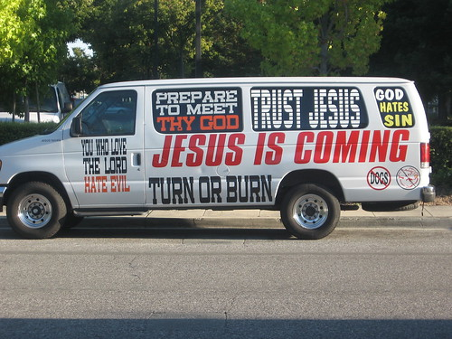 The Jesus van