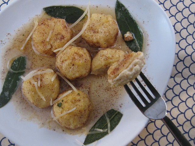 gnudi=pillowy perfection