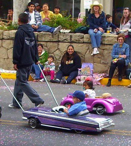 Children's Parade Lowrider 2