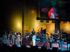 Arcade Fire at Madison Square Garden - August ...